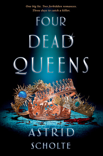 Four Dead Queens Book User Reviews