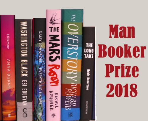 Man booker prize 2018