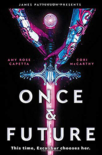 once and future by cori mccarthy and amy rose