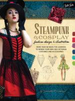 steampunk & Ccosplay fashion design & illustration by samantha crossland