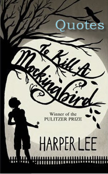 to kill mockingbird quotes