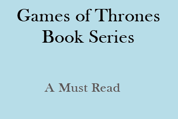 games of thrones book